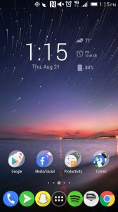 Custom Android Launcher